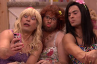 Seth Rogen and Zach Efron Play Dress Up on Fallon