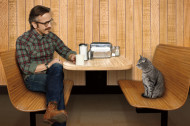 Watch a Mash-Up of Maron's Best Cat Moments