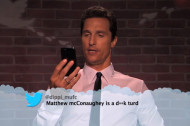 Celebrities Read Mean Tweets on Jimmy Kimmel