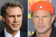 Will Ferrell and Chad Smith to Have Drum-Off on Fallon