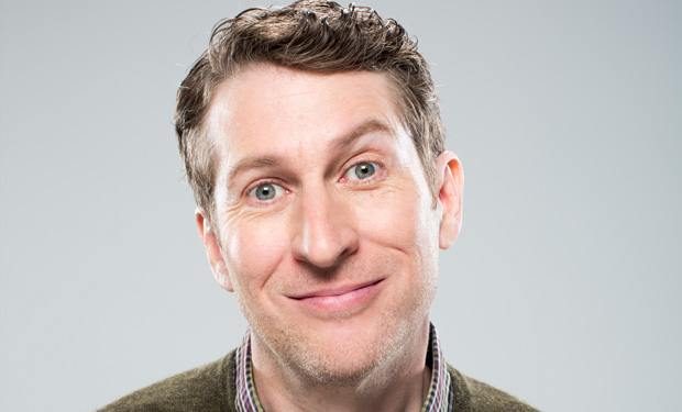 Scott Aukerman Comedy Bang