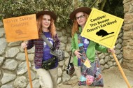 "Portlandia Turned LA's Runyon Canyon Into ""Beaver Canyon"" and It Was Beautiful"