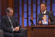 Steve Buscemi Tells Seth Meyers How to Make Disney Princesses Even Hotter