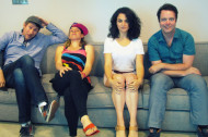 CBB Podcast: Jenny Slate, Merrill Garbus and Jon Daly Sing A-ha