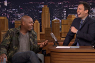 Dave Chappelle Describes His First Kanye Encounter