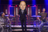 Lars Ulrich Accepts Drum-Off Against Will Ferrell and Chad Smith