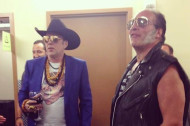 Nic Cage Wears His Own Meme, Wins the Internet