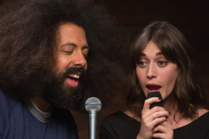 Lizzy Caplan and Reggie Don't Need No Stinking Lyrics