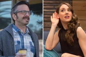 This Week: Marc Attempts Yoga, CBB Gets a Visit From Alison Brie