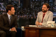 Zach Galifianakis' 10 Greatest Talk Show Moments