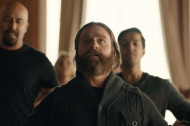 Zach Galifianakis Explains How to Make a Hit Video