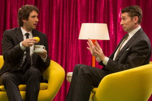 Comedy Bang! Bang! Recap: Going Retro with Josh Groban