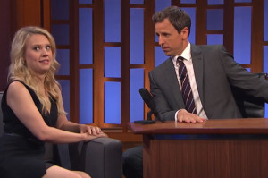Kate McKinnon Angered a Cat Shelter, So She'd Like to Apologize