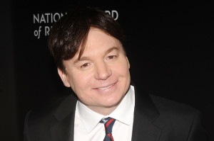 Maron Gets Deep with Mike Myers on WTF