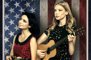 Garfunkel and Oates Want to Share Their V-Cards with You