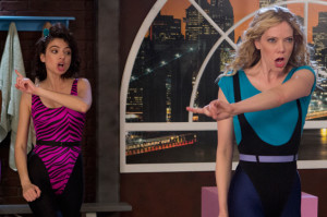 This Week on Garfunkel and Oates: Sweating and Speechless