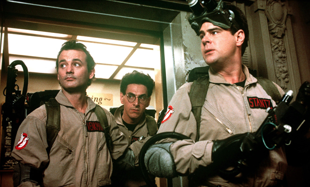 ghostbusters facts 2