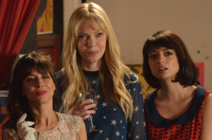 Garfunkel and Oates Quiz & Recap: Ep.1 – The Fadeaway