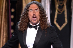 Watch Weird Al Improve TV Theme Songs at the Emmys
