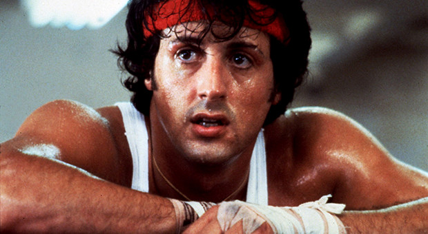 ROCKY II, Sylvester Stallone, 1979, © United Artists / Courtesy: Everett Collection