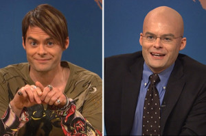 5 Characters We Hope to See When Bill Hader Hosts SNL on Oct. 11