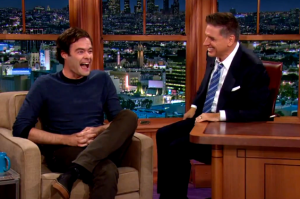 Bill Hader Shares His Never Aired, Silence of the Lambs Talk Show Sketch