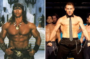 10 Actors Who Can't Keep Their Shirts On