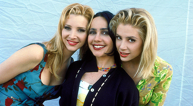 ROMY AND MICHELE'S HIGH SCHOOL REUNION, Lisa Kudrow, Janeane Garofalo, Mira Sorvino, 1997, (c) Buena