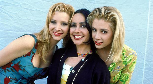 ROMY AND MICHELE'S HIGH SCHOOL REUNION, Lisa Kudrow, Janeane Garofalo, Mira Sorvino, 1997, (c) Buena