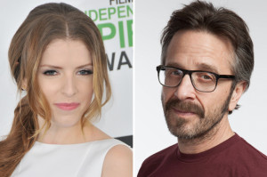 WTF Podcast: Anna Kendrick Discusses Her Surreal Life with Marc Maron