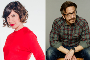 Celebrate Marc Maron's and Carrie Brownstein's Birthday Tomorrow