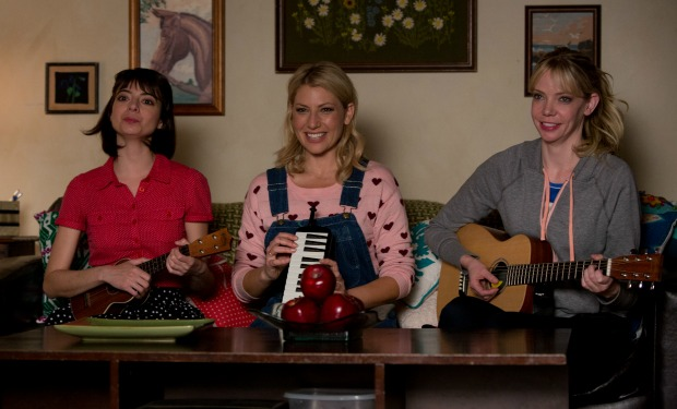Ricky Lindhome, Kate Micucci, Ari Graynor