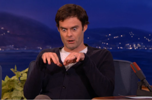Watch Bill Hader Impersonate Fred Armisen, Kristen Wiig and Jason Sudeikis