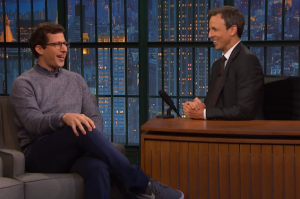 Andy Samberg Talks About the Sketch That Tortured Lorne Michaels