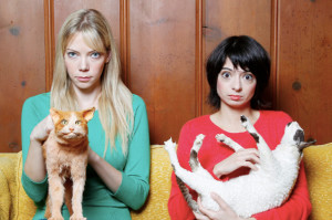 """Throwback: Garfunkel and Oates Find the """"Silver Lining"""" of a Bad Break Up"""