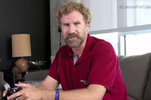 Play Video Games with Will Ferrell for Charity