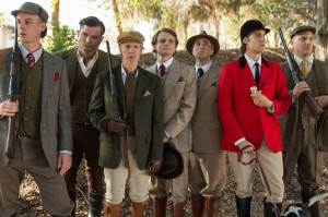 The Birthday Boys and Dana Carvey Get Stylish in New Season 2 Clip