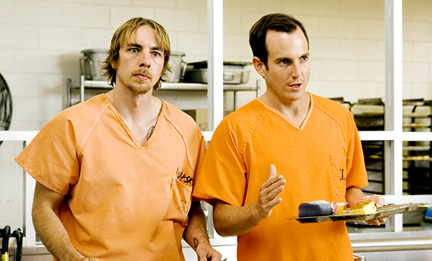 LET'S GO TO PRISON, Dax Shepard, Will Arnett, 2006. ©Universal/courtesy Everett Collection