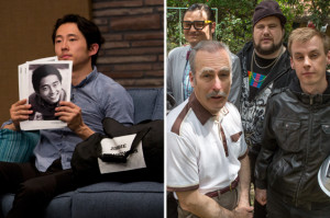 This Friday: Steven Yeun Visits CBB, Bob Odenkirk Jams with The Birthday Boys
