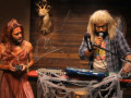 Wayne Coyne and Reggie Make Some Seriously Spooky Music
