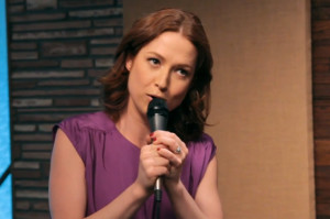 Move Over, Joni Mitchell: Ellie Kemper Sings the Greatest Taxi Song Ever