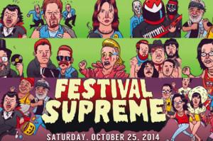 Win VIP Tickets to Festival Supreme