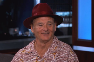 Bill Murray Talks Birthing Babies with Jimmy Kimmel
