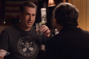 Rob Riggle Talks Grammar Police and <em>Dumb and Dumber To</em> with Paul F. Tompkins