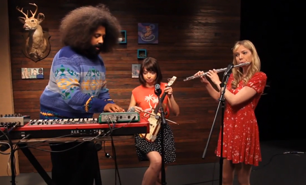 Reggie watts what about blowjobs