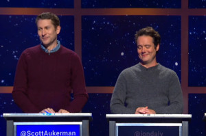 Scott Aukerman Killed It on @midnight Last Night