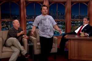 Jack Black Unleashed His Inner Beast on The Late Late Show