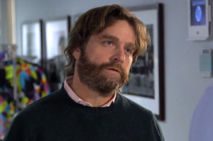 Zach Galifianakis Has Parenting Advice and Lots of Excuses for Jimmy Fallon