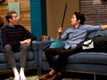 The Walking Dead's Steven Yeun Preps for Zombie Apocalypse on Comedy Bang! Bang!