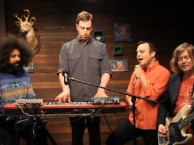 Reggie Watts and Future Islands make music about sunny days and no regrets.